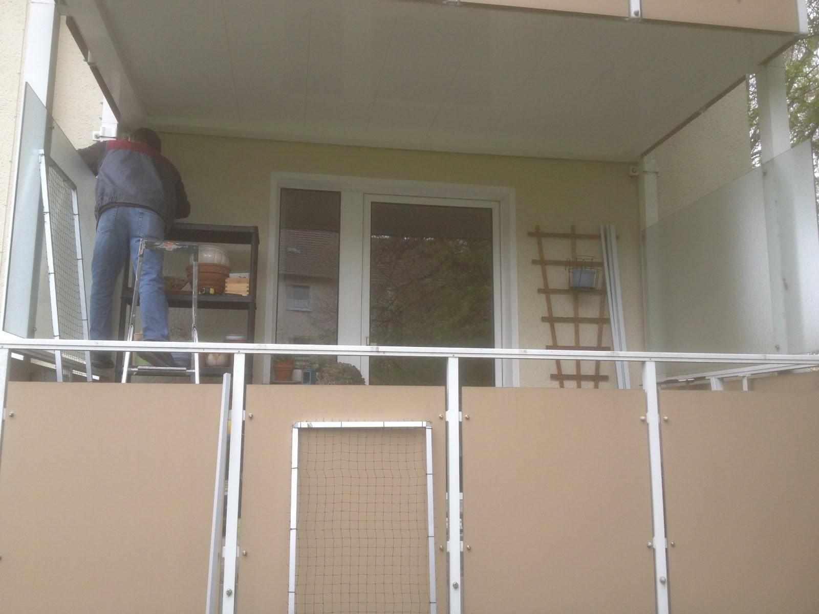 ... Katzennetz: Katzennetz anbringen in Leverkusen. Katzennetz für Balkon