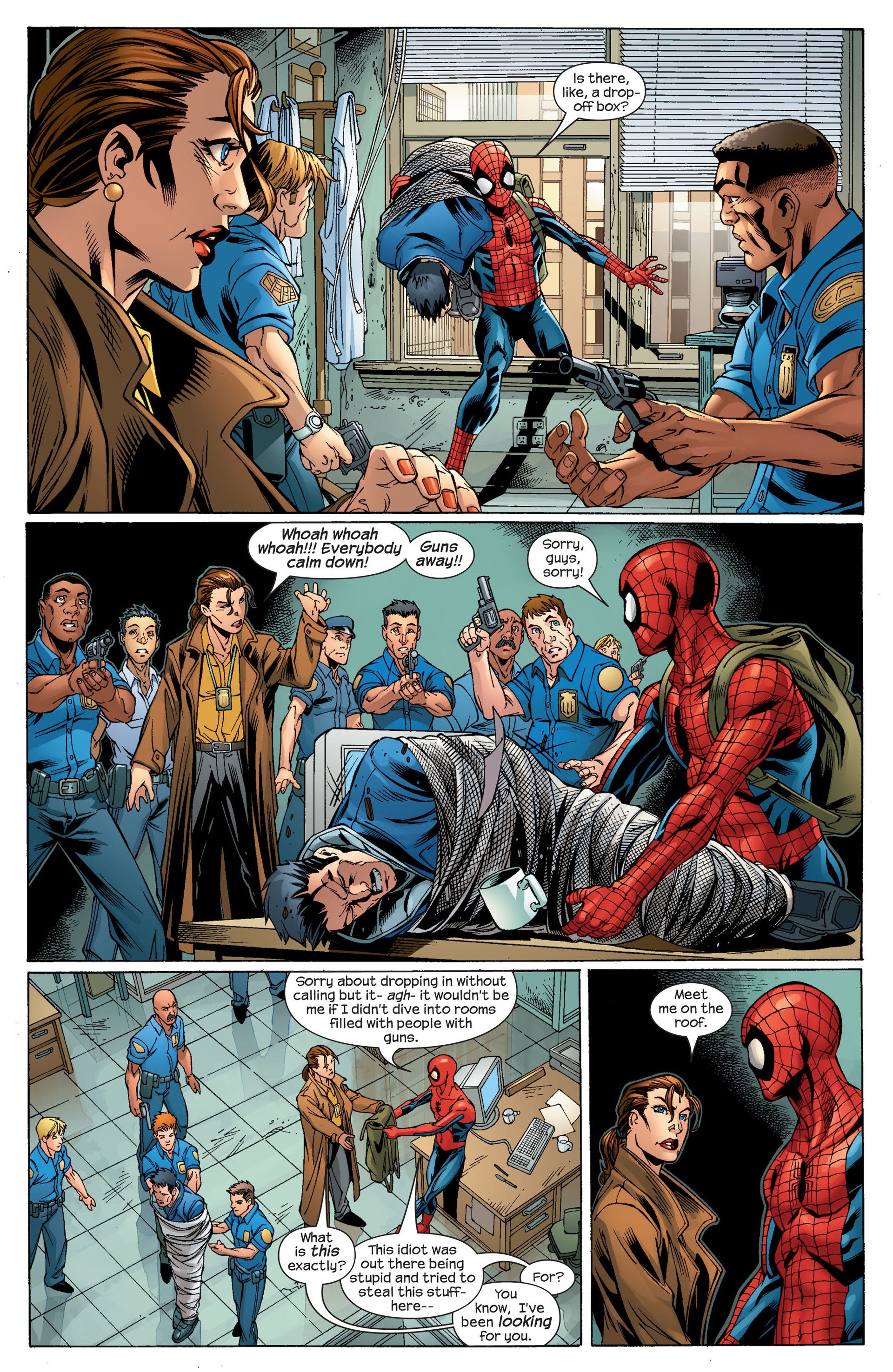 Ultimate Spider-Man (2000) _Annual 2 #2 - English 7