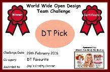 DTs Pick!