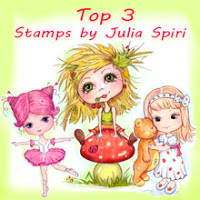 Julia Spiri Challenge Top 3