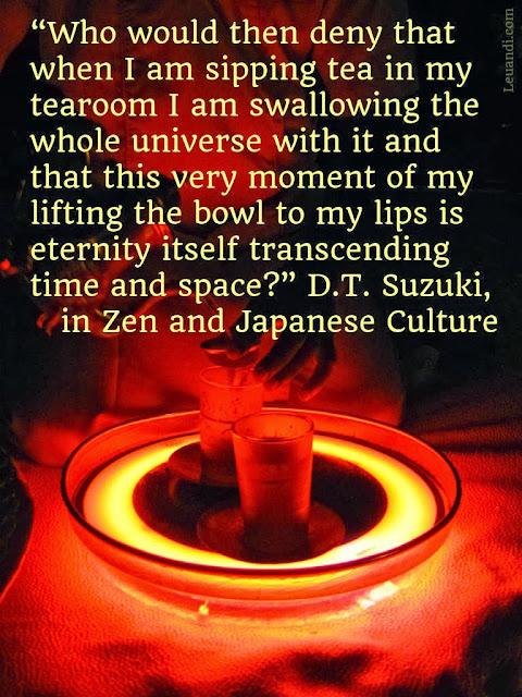 tea, zen universe, Suzuki