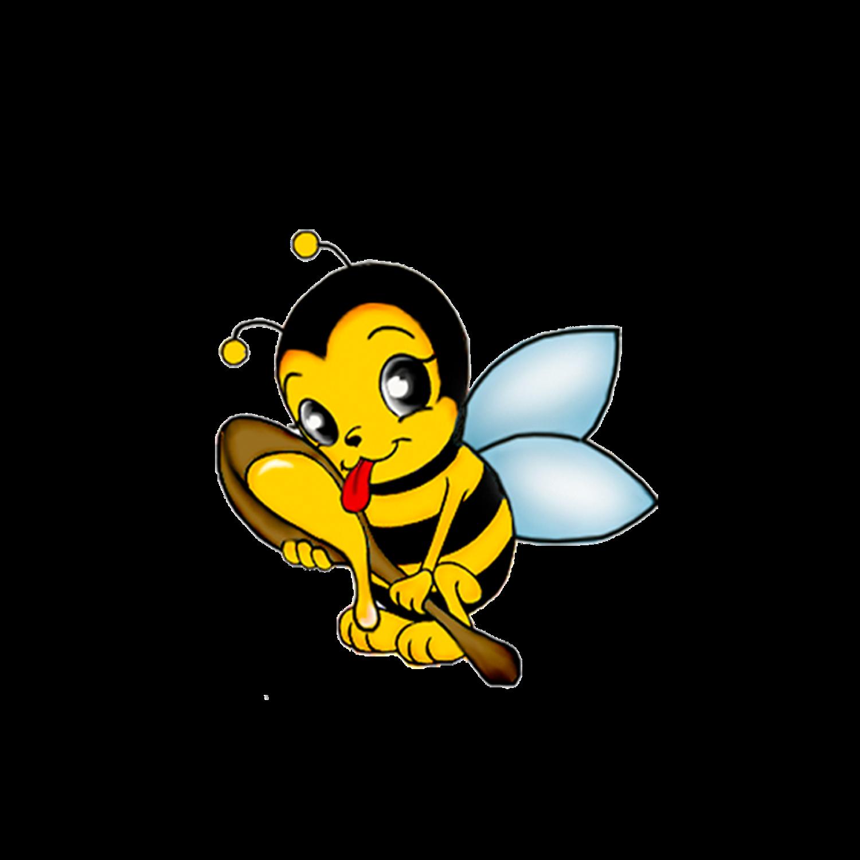 Imagens PNG de abelhas para fotomontagens.