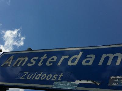 ¿Dónde están los tulipanes de Amsterdam? ... Wo sind die Tulpen von Amsterdam ?