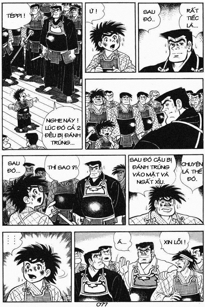 Siêu quậy Teppi chap 54 - Trang 36
