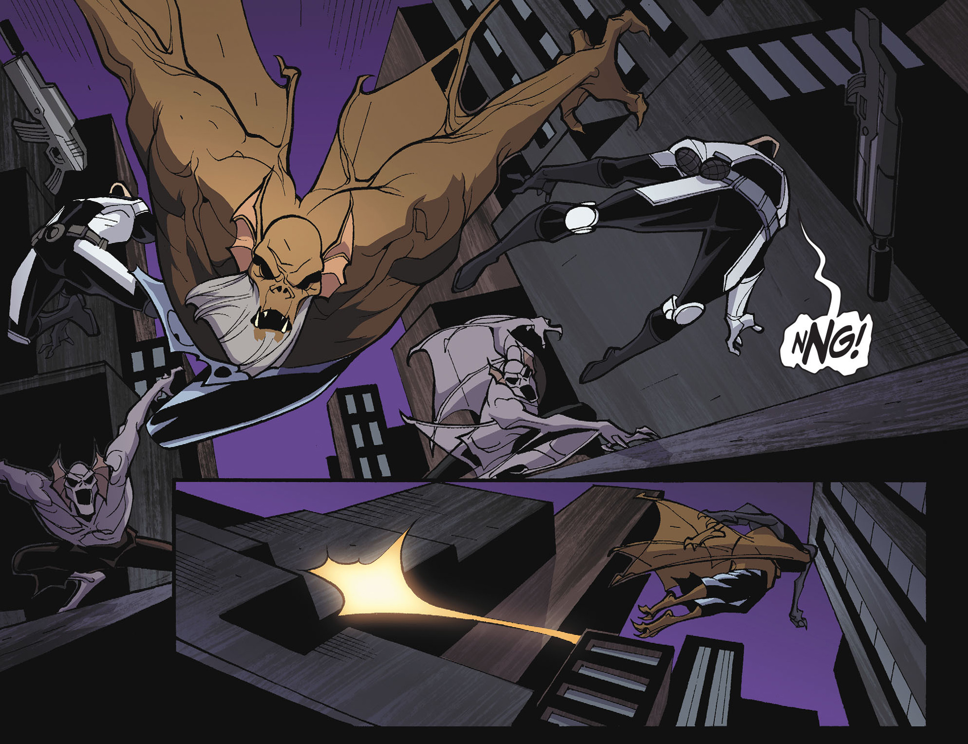 Batman Beyond 2.0 #14 #27 - English 5