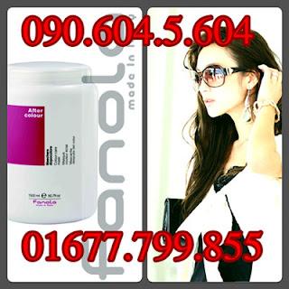 Hấp dầu Fanola dành cho tóc nhuộm màu Fanola After Color