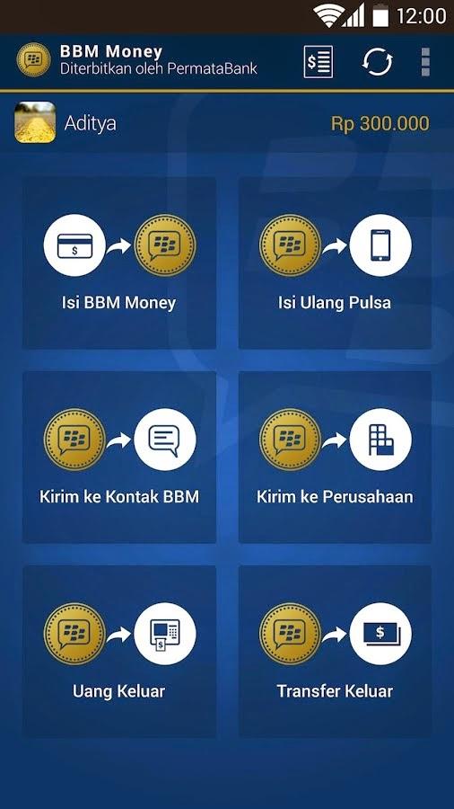Fitur BBM Money Dan Cara Menikmati Layanan Mobile Payment