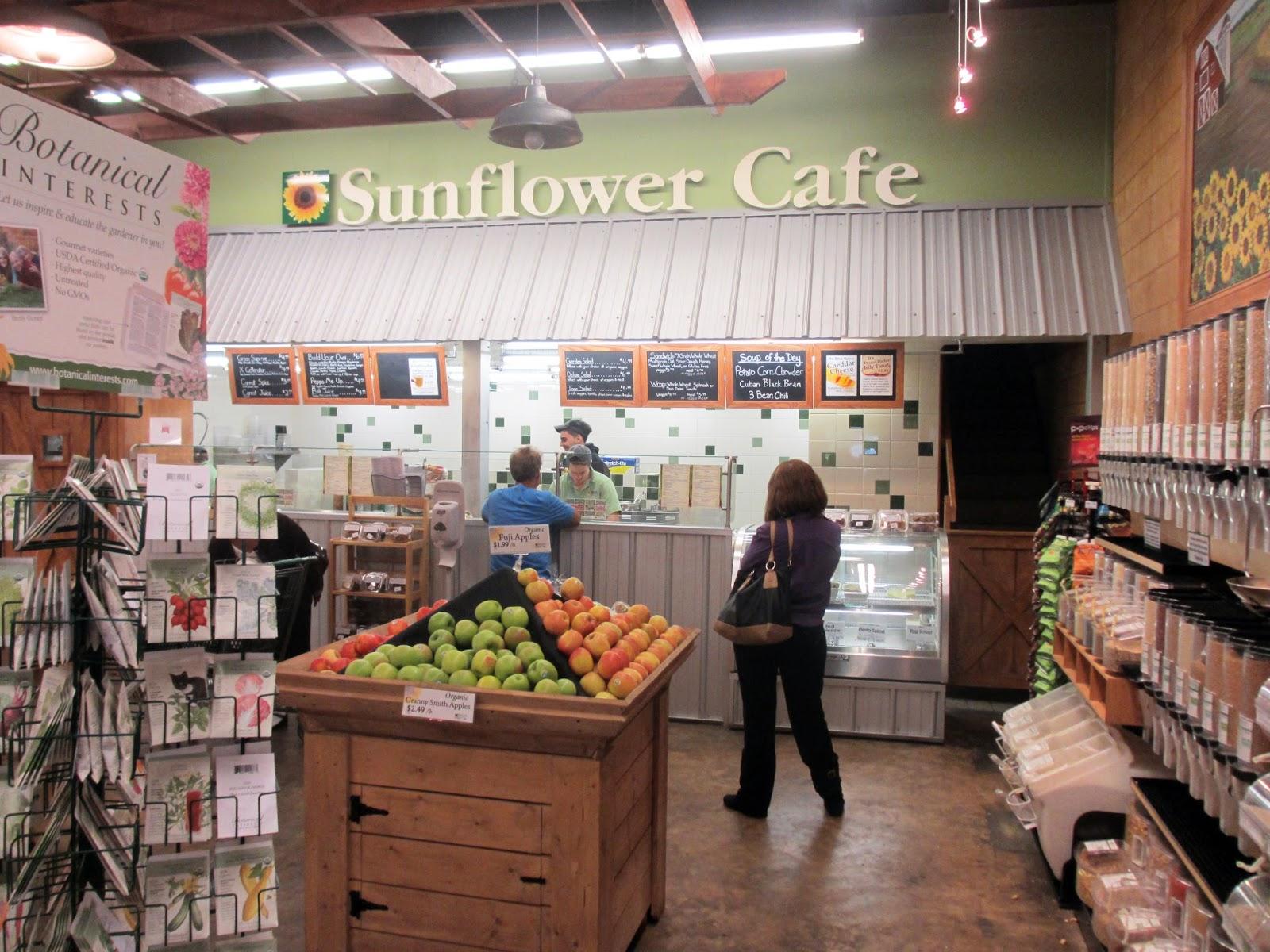 Hoover S Market Sunflower Cafe