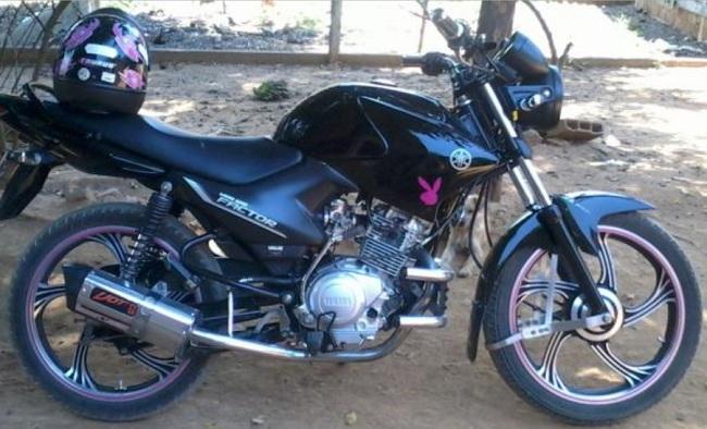 Fotos de motos tunadas - Blogers