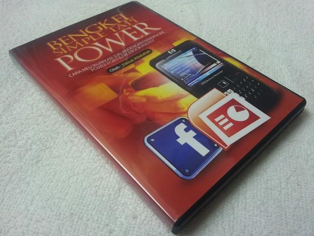 DVD Bengkel Simple Tapi Power