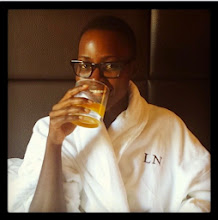 Bathrobe Favorites: Lupita