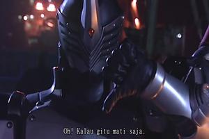 Kamen Rider Ryuki 15 Subtitle Indonesia