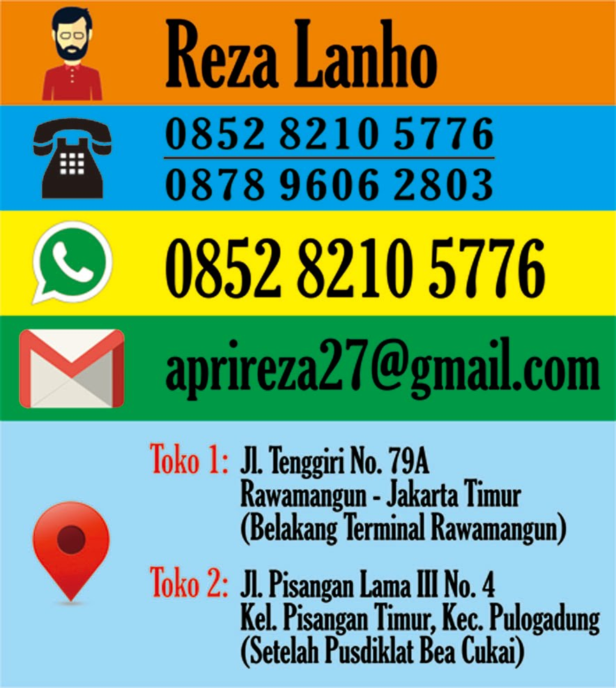 Hubungi Kami di sini :