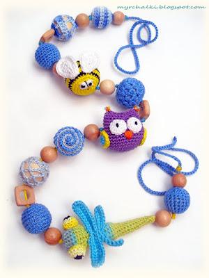 слингобусы с игрушками