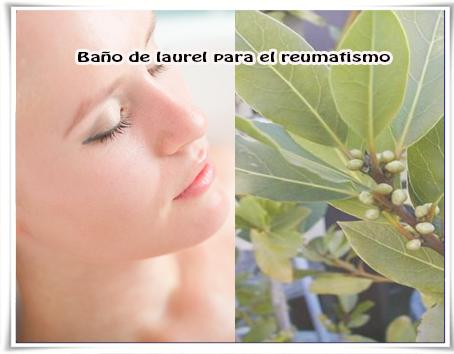 Salud y bienestar, remedios naturales, laurel, reumatismo