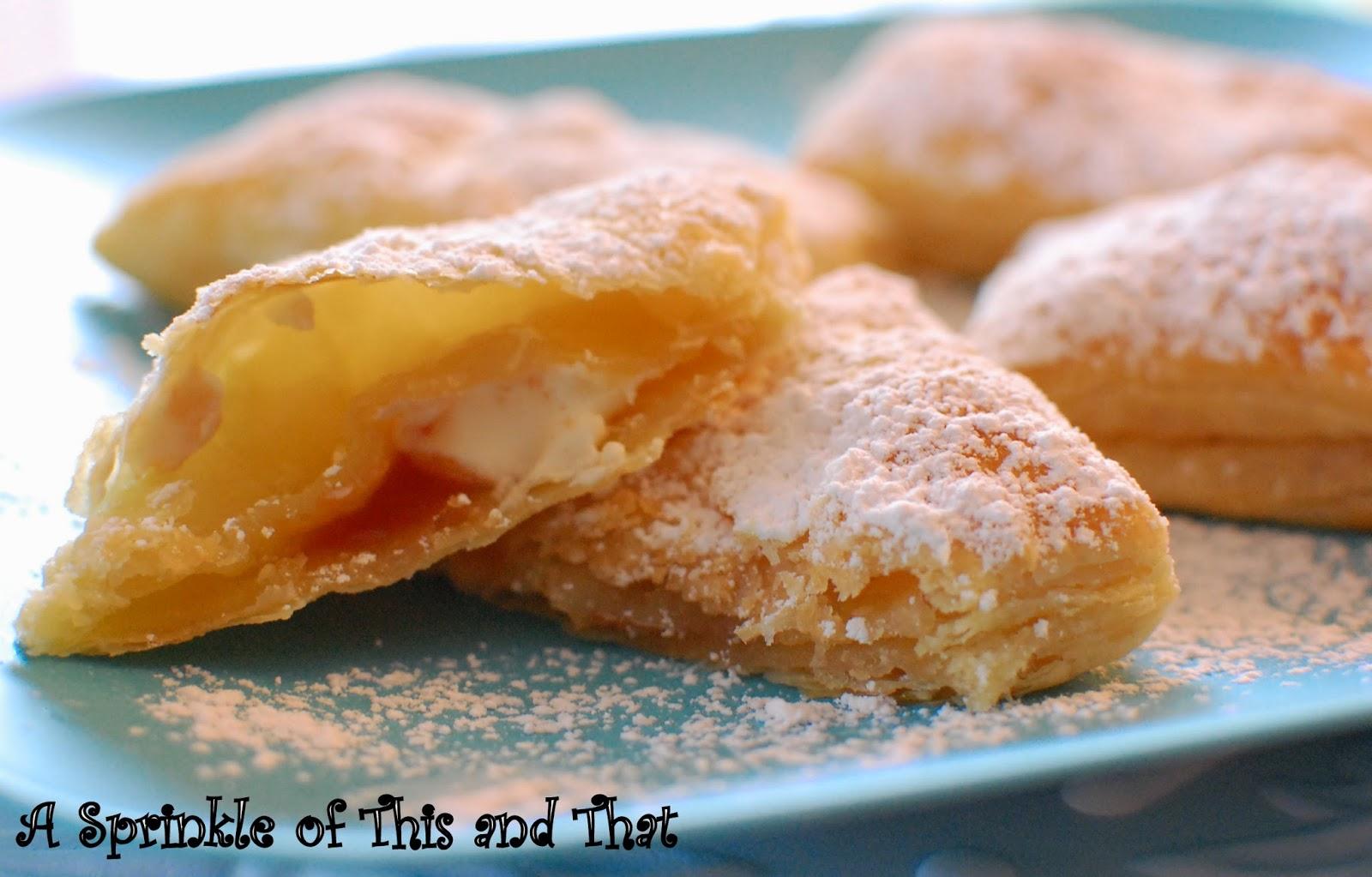 pastry cream guava and cream cheese pastry ang sarap guava cream ...