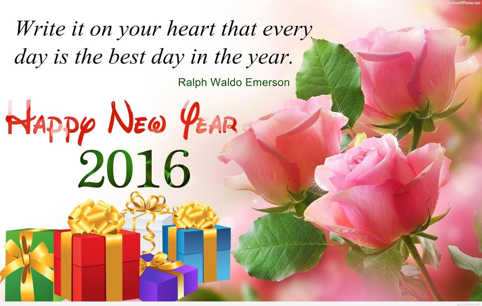 Happy New Year 2016 Slogans Happy New Year 2016 Hd Wallpaper
