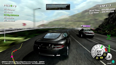 Shofer Race Driver-RELOADED Terbaru 2015 screenshot