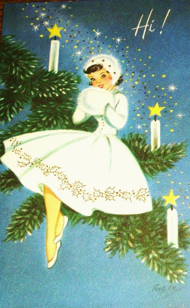 Farm Girl Pink....: ~ Holiday Greetings... Gibson Christmas Cards...