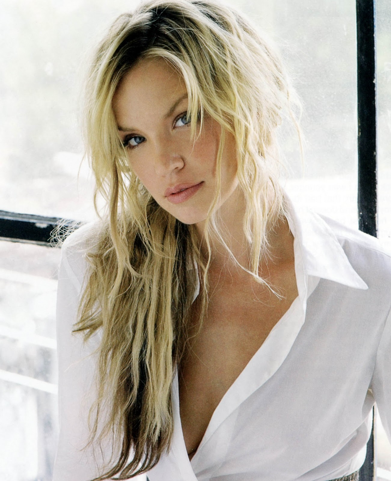 Ashley scott nue