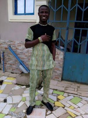 photo of Edah Oghenekevwe Richard killed by police van