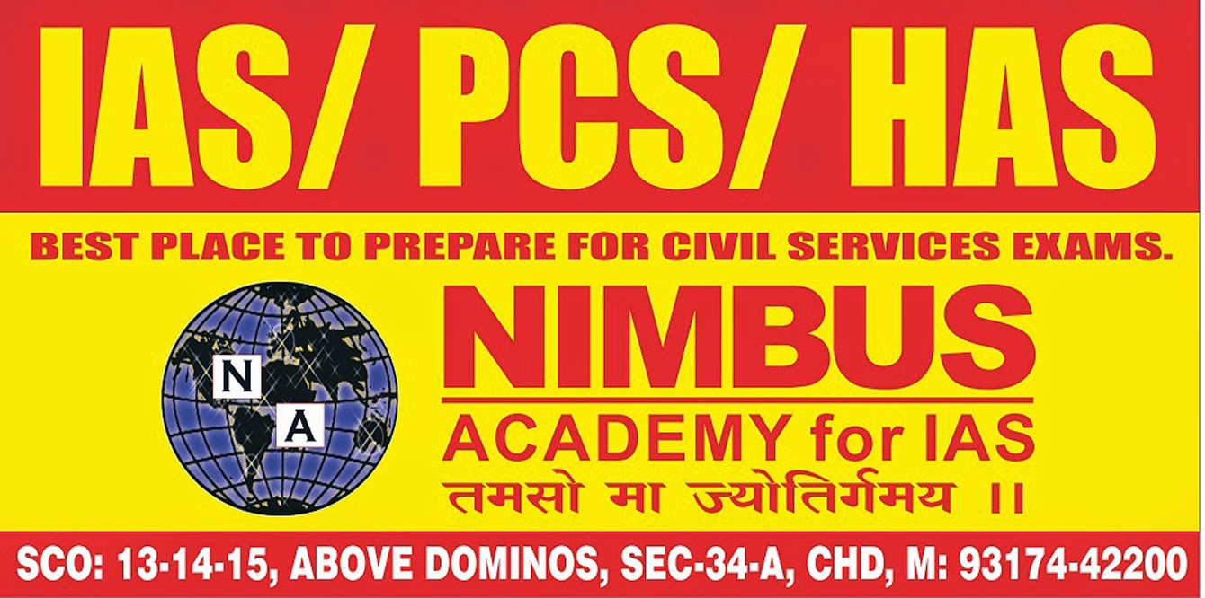 Civil Services Coaching in Chandigarh
