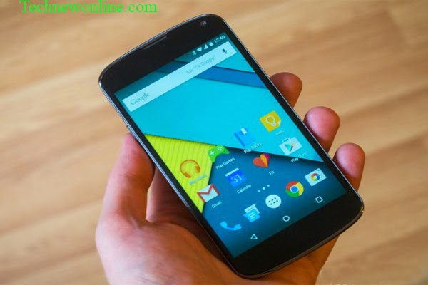Android 5.1 Lollipop Releasing Next Month