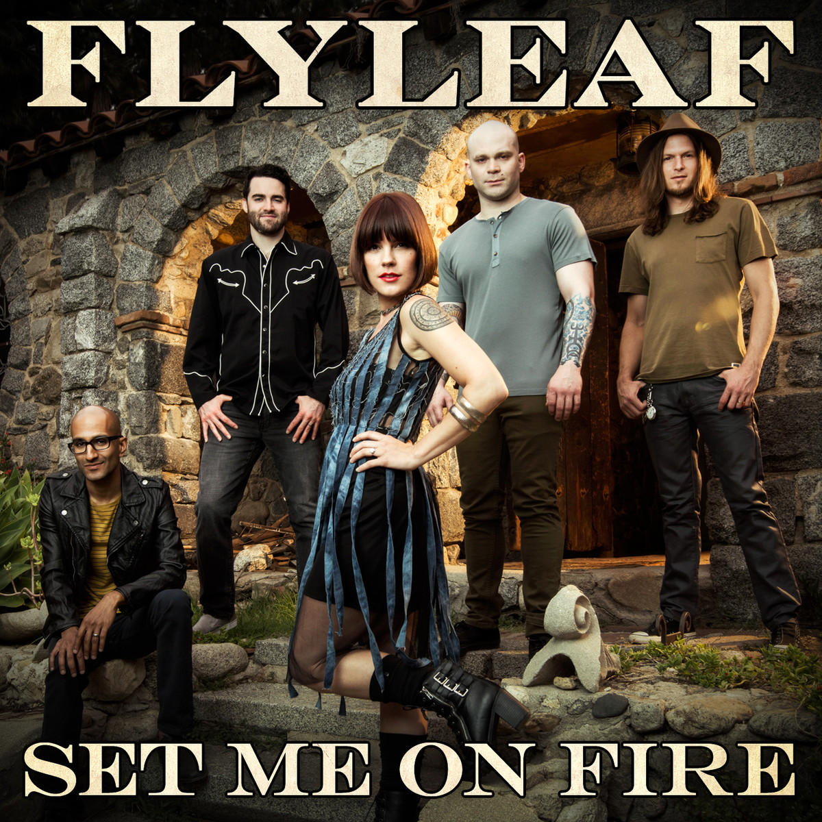 Download Flyleaf - Set Me On Fire 2014 MP3 Música