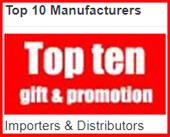 Top 10 Manufacturers