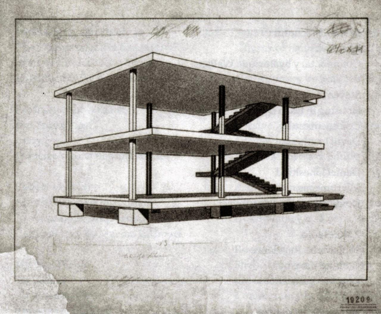 Neues bauen modernist migration jhennifer a amundson for 5 points corbusier