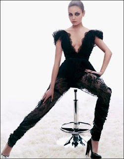Mila Kunis,W magazine, Actress