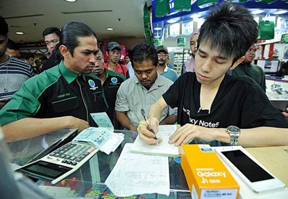 Nasib Aktivis PPIM tolong pelanggan tertipu di Kompleks Kota Raya