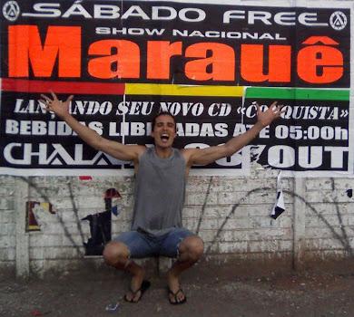 Marauê em Porto Alegre