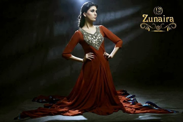 Zunairas Exclusive collection 2013