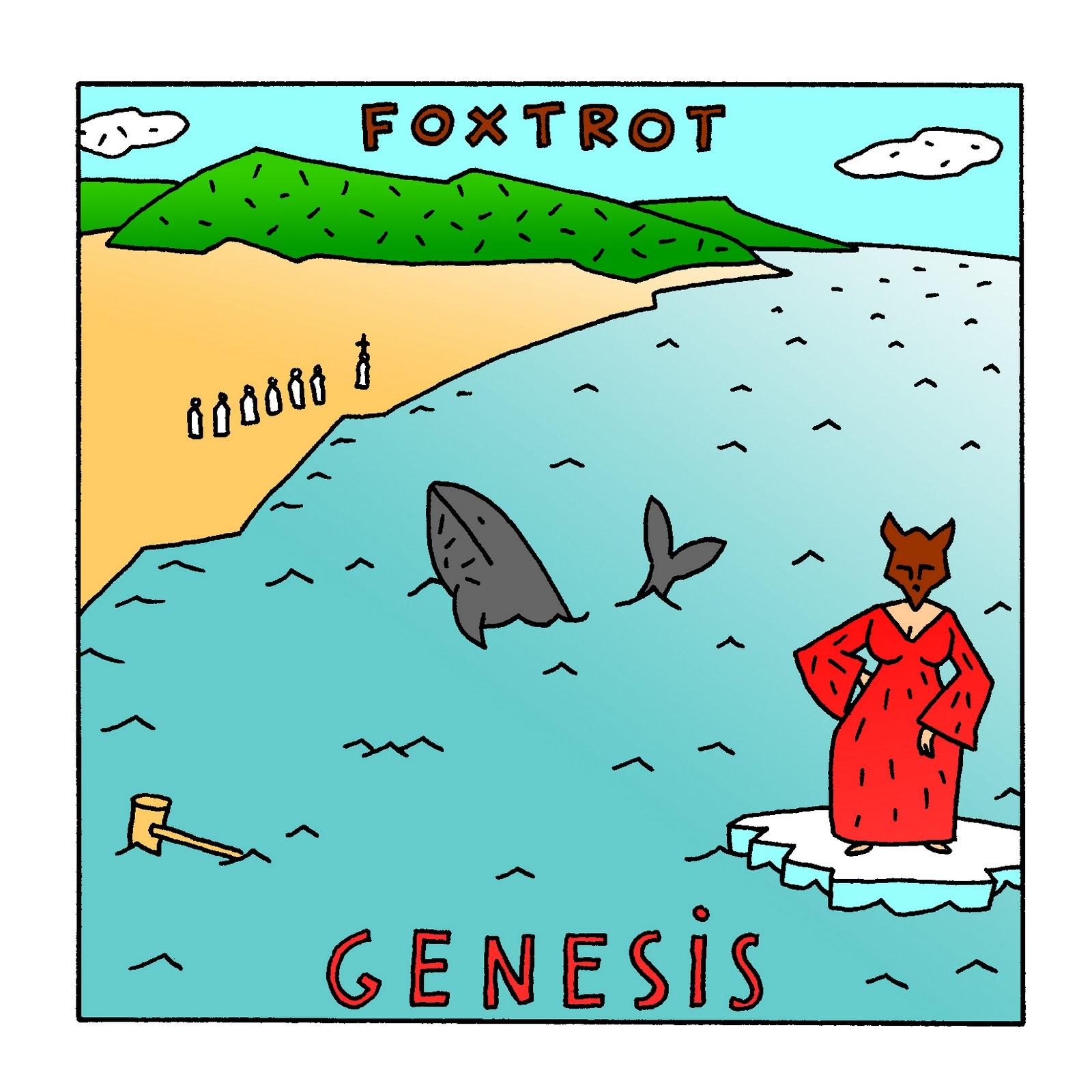 Foxtrot (album)