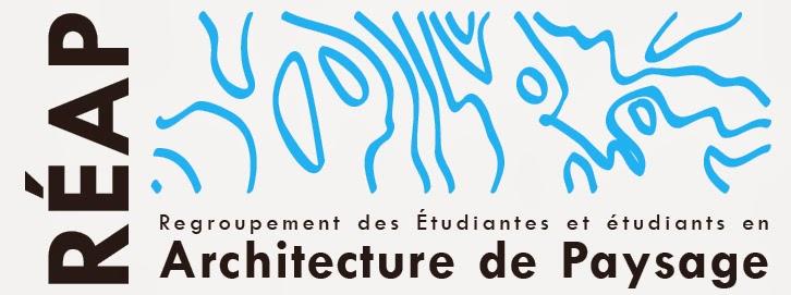Regroupement des Étudiantes et étudiants en Architecture de Paysage