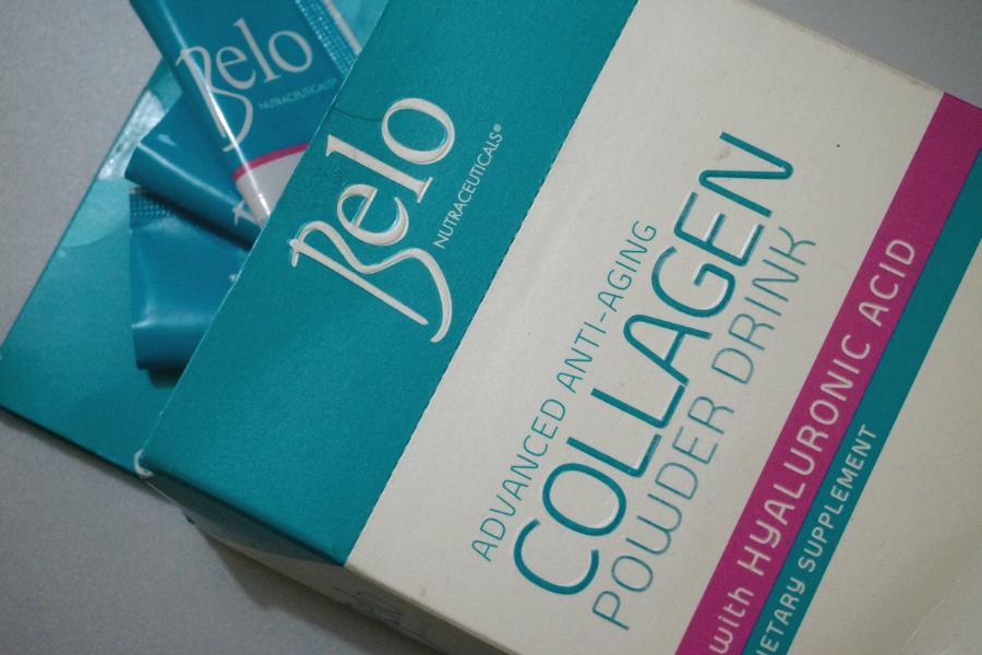 Belo Nutraceuticals Collagen Powder Drink