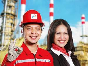 PT Pertamina (Persero) - D4, S1 Junior Staff Pertamina November 2014