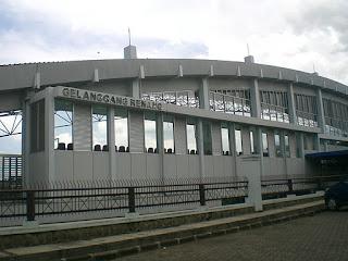 Mengenal Gedung UPI - Kolam Renang dan Stdiun UPI