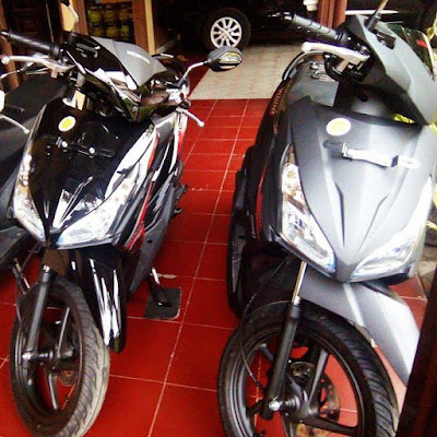 rental motor di jogja high season