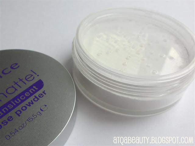 Essence, Fix & Matte! Translucent Loose Powder