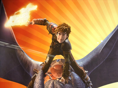 How to Train Your Dragon 2 animatedfilmreviews.blogspot.com