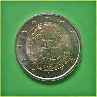 2 Euros Italia 2013