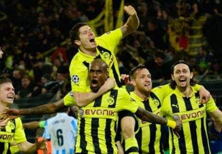 Rot-Weiss Essen vs Borussia Dortmund