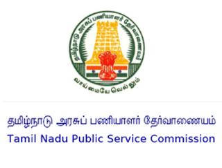 """""""Tamil Nadu PSC """" Hiring Deputy Commercial Tax Officer/ Sub Registrar/ Assistant Inspector @ Tamil Nadu"""