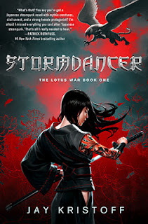 Stormdancer by Jay Kristoff Review