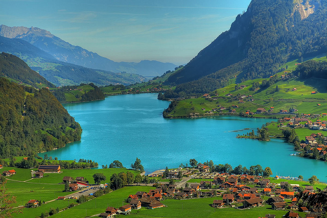 Lake Brienz - Switzerland