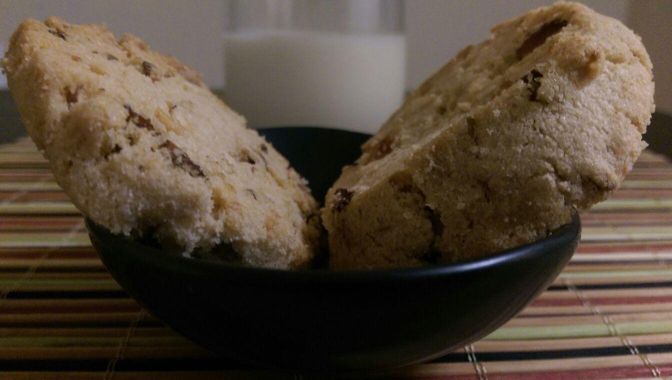 Cookie recipe with amaranth flour