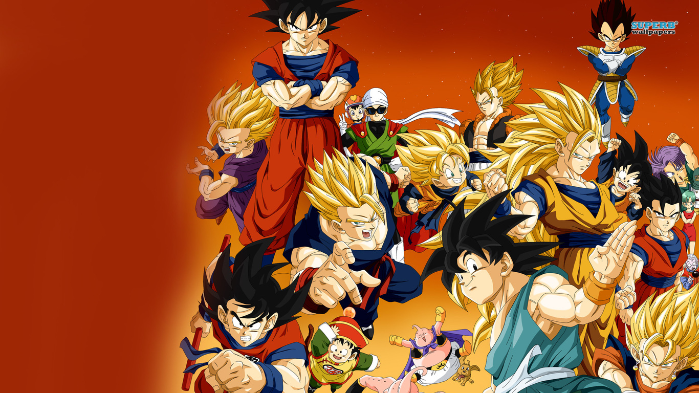 Dragon Ball Z MUGEN Edition - Descargar gratis
