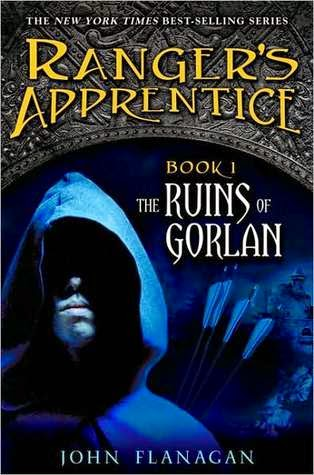 the cover of The Ruins of Gorlan (Ranger's Apprentice #1) by John Flanagan